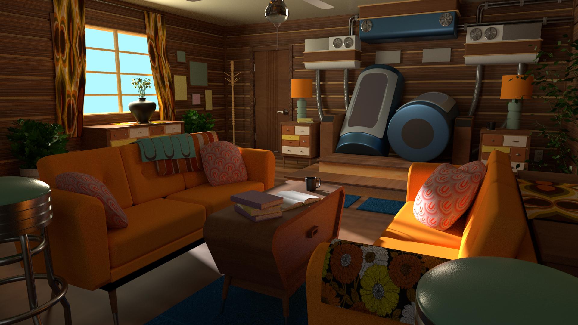 Dawson College Interior Design