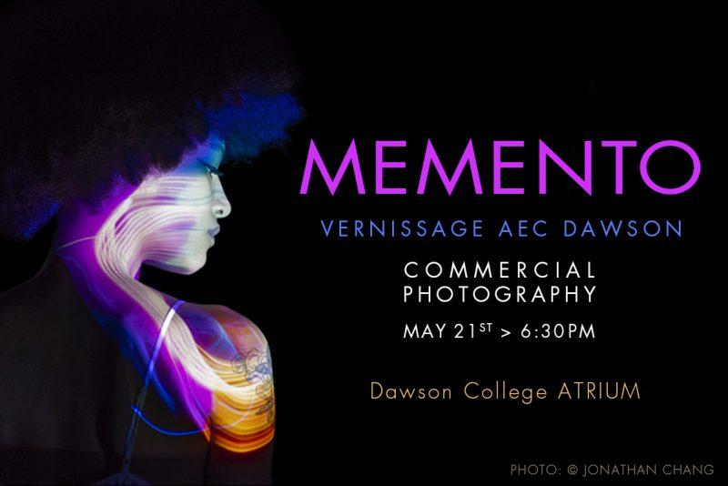 Memento Invite website