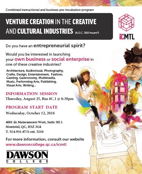 Venture Creation