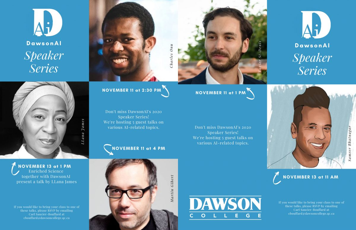 DawsonAI 2020 Speaker Series