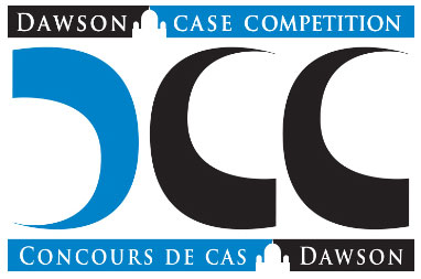Dawson Case Competition banner