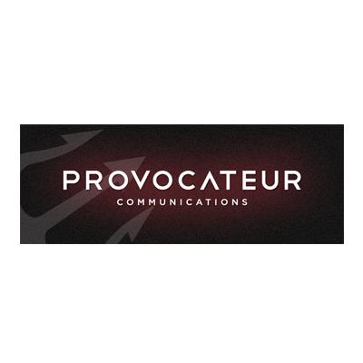 Logo-Provocateur Comm 400 x 400