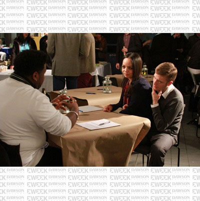 EWeek Events: Speed Date an Entrepreneur 2016