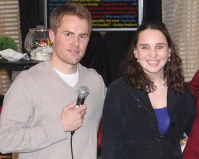 Dawson's Den Winner Laura Bustamente