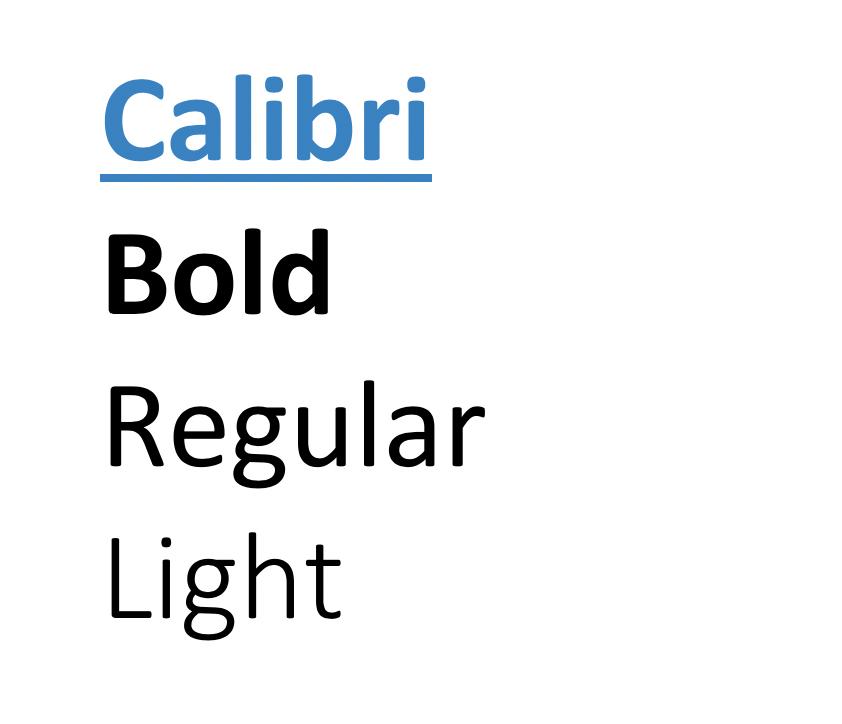 image_Calibri – Communications Office