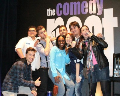 Comedy for a Cause 2014