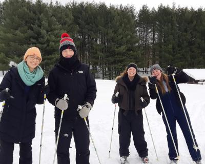 WOE ski