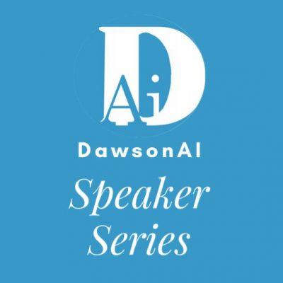 AI speaker series