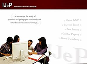 Journal ePortfolio