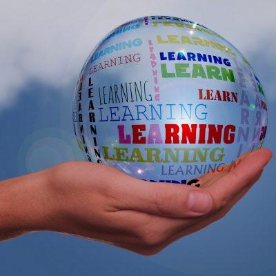 Learning bubble