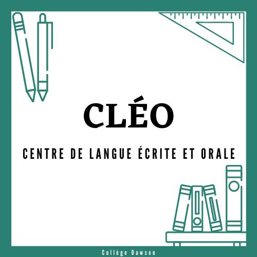 Logo CLÉO (nouveau)
