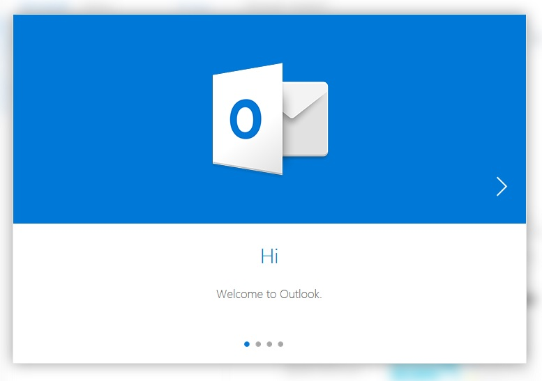 Outlook on the Web – Information Systems and Technology