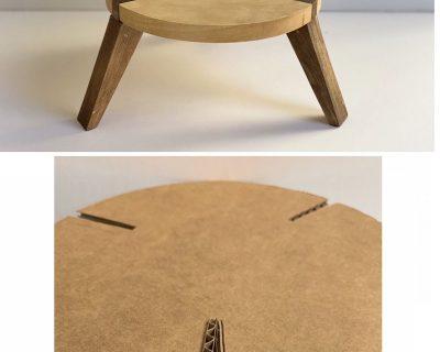Megane's table