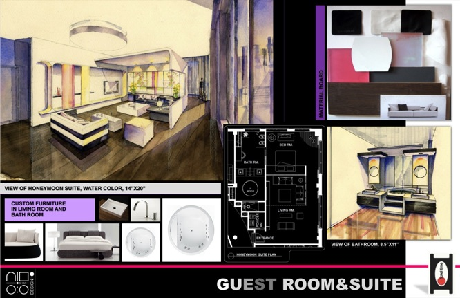 3rd year gallery interior design - How many years is interior design school ...