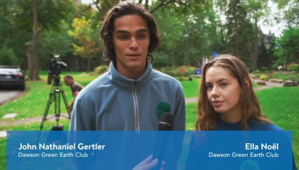 John Nathaniel Gertler and Ella Noel - Dawson Green Earth Club