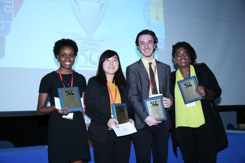Entrepreneurship Team - 2nd place