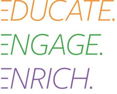 Educate, Engage, Enrich