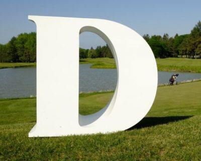 D for golf