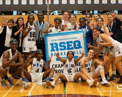 Dawson Blues champions
