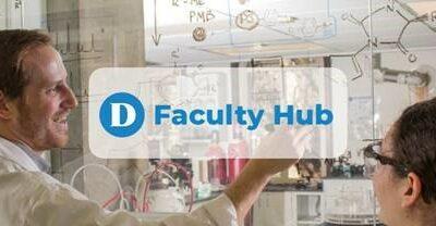 Faculty Hub image