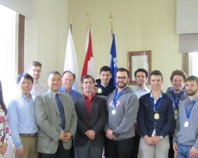 Sino-Canada Skills Competition