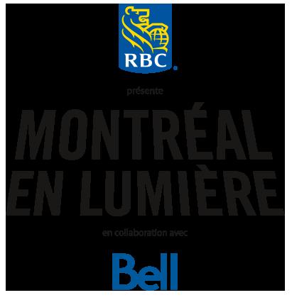 Montréal en lumière logo