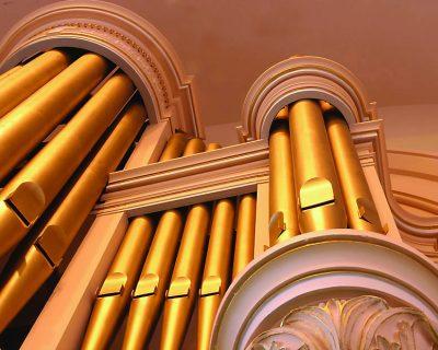 Organ Pipes Roger