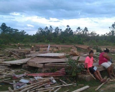 Tuapi destruction