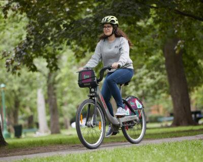 bixi rider