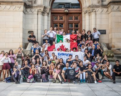 Dawson College – Peace Week – Support of Mexico-17