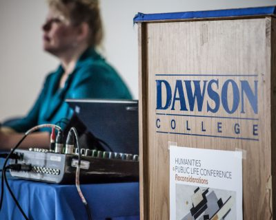 Dawson College – Peace Week – TuesdaySept19-27