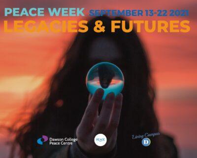 Peace Week banner