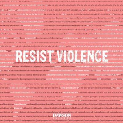 Resist Violence