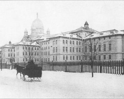 Mother House of the Congrégation de Notre-Dame (1908)