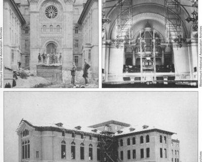 Construction of Phase I (1908)