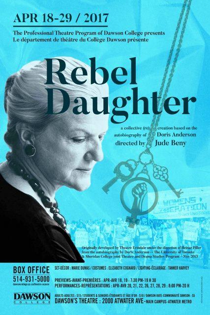 Rebel Daughter poster