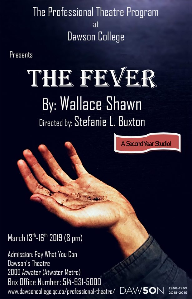 The Fever Poster for Web