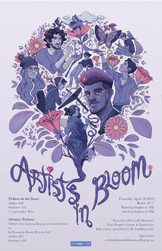 Artists in Bloom 2019