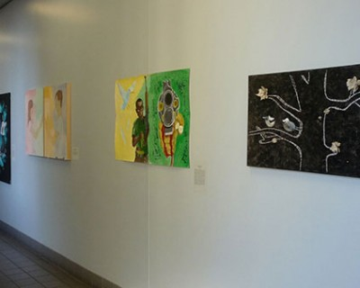 Studio Arts Student Exhbitions