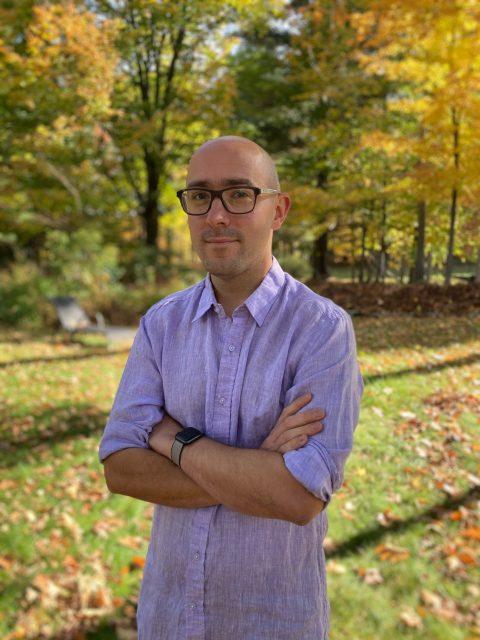 Headshot of Ian Cuthbertson