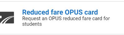 Omnivox OPUS button