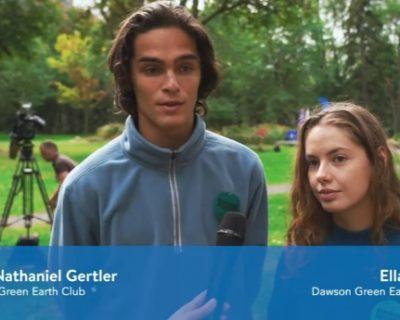 John Nathaniel Gertler and Ella Noel - Dawson Green Earth Club