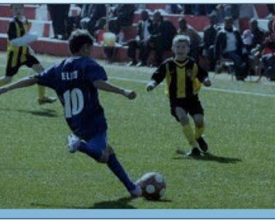 Keynote Ped Days speaker Usha James used soccer photo to teach critical thinking